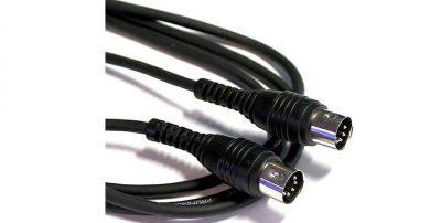 Cabluri MIDI și USB