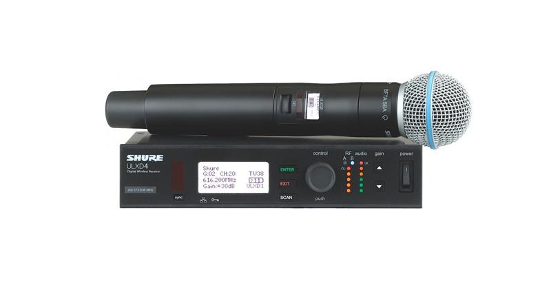 Microfoane și Sisteme Wireless