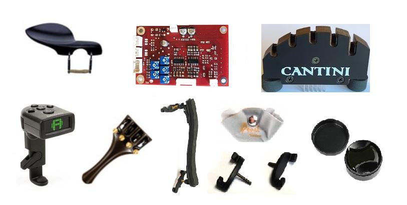 Accesorii Instrumente cu Coarde