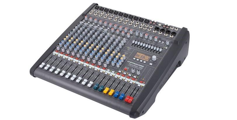 Mixere Amplificate